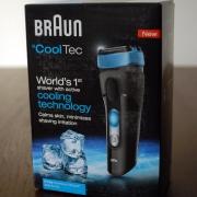 Braun CoolTec CT2s la confezione