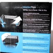 Braun WaterFlex WF2s la confezione