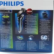 Philips RQ1295/23 SensoTouch 3D la confezione
